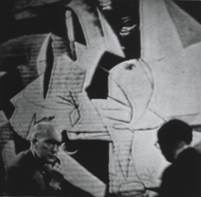 Picasso Part Two with  James McAndrew and Alfred H. Barr Jr.