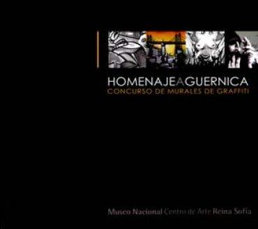 Homage to Guernica. Graffiti murals competition