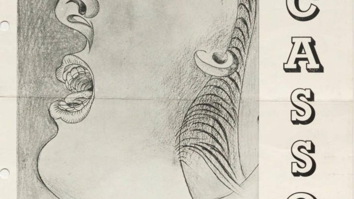Cartel de Picasso's Guernica, New Burlington Galleries (1)
