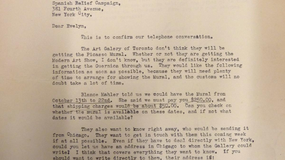 Phyllis Lane's letter to Evelyn Ahrend, dated 12 August 1939