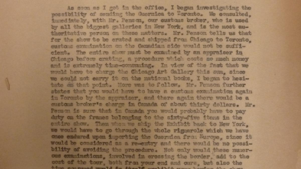 Carta de Evelyn Ahrend a Phyllis Lane del 15 de agosto de 1939