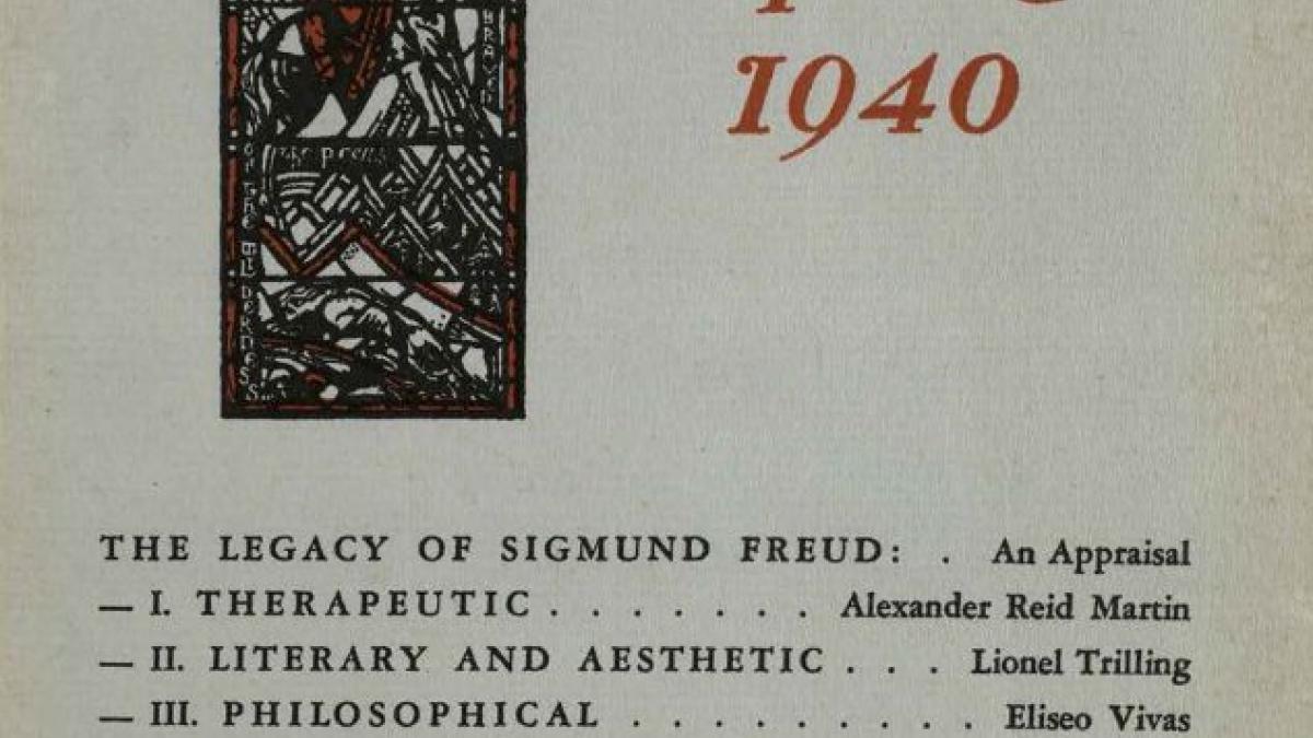 «Picasso», artículo aparecido en The Kenyon Review
