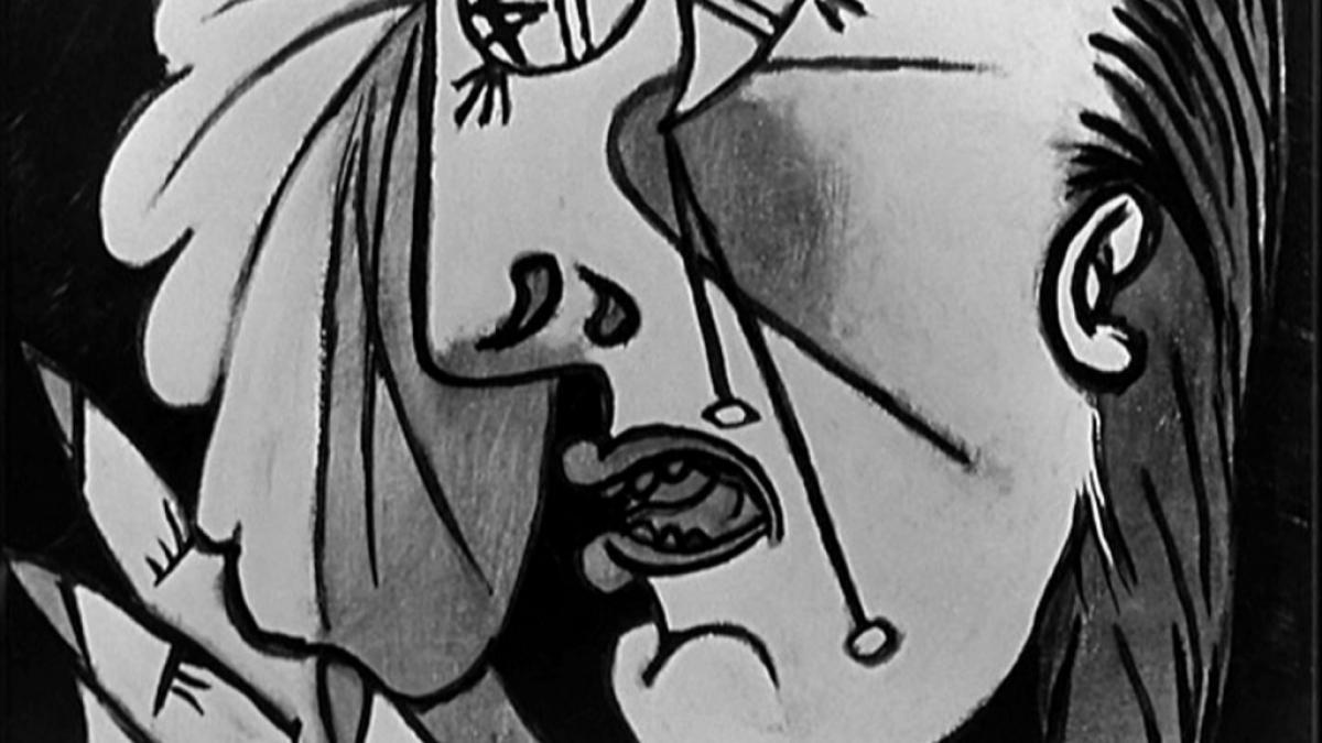 Guernica  by Alan Resnais