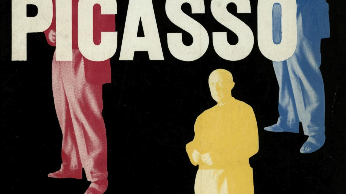 Catálogo de la exposición Picasso 1900–1955, Múnich