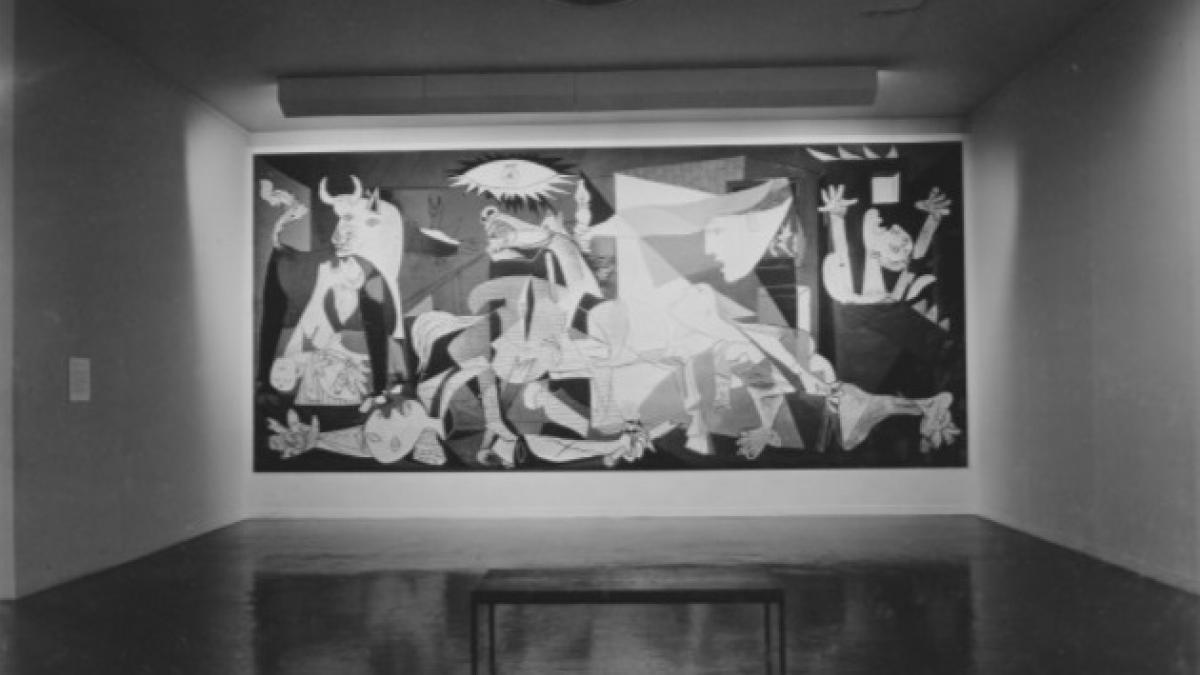 Exposición Picasso: 12 Masterworks