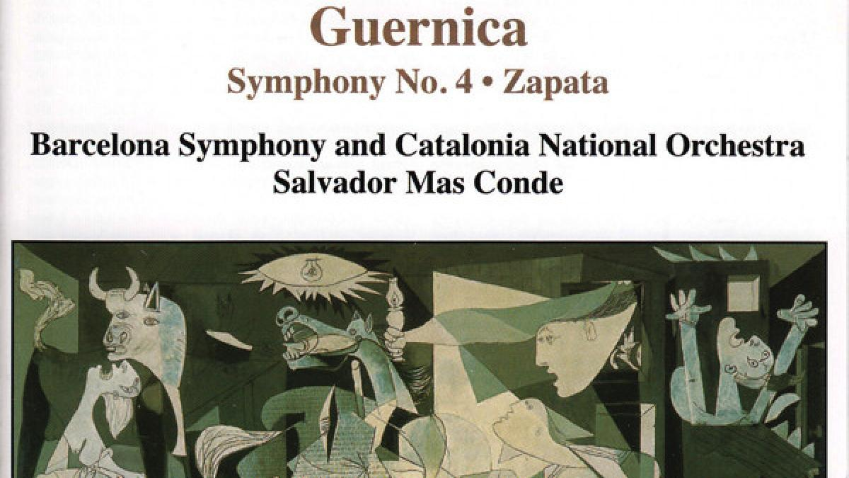 Guernica, de Leonardo Balada