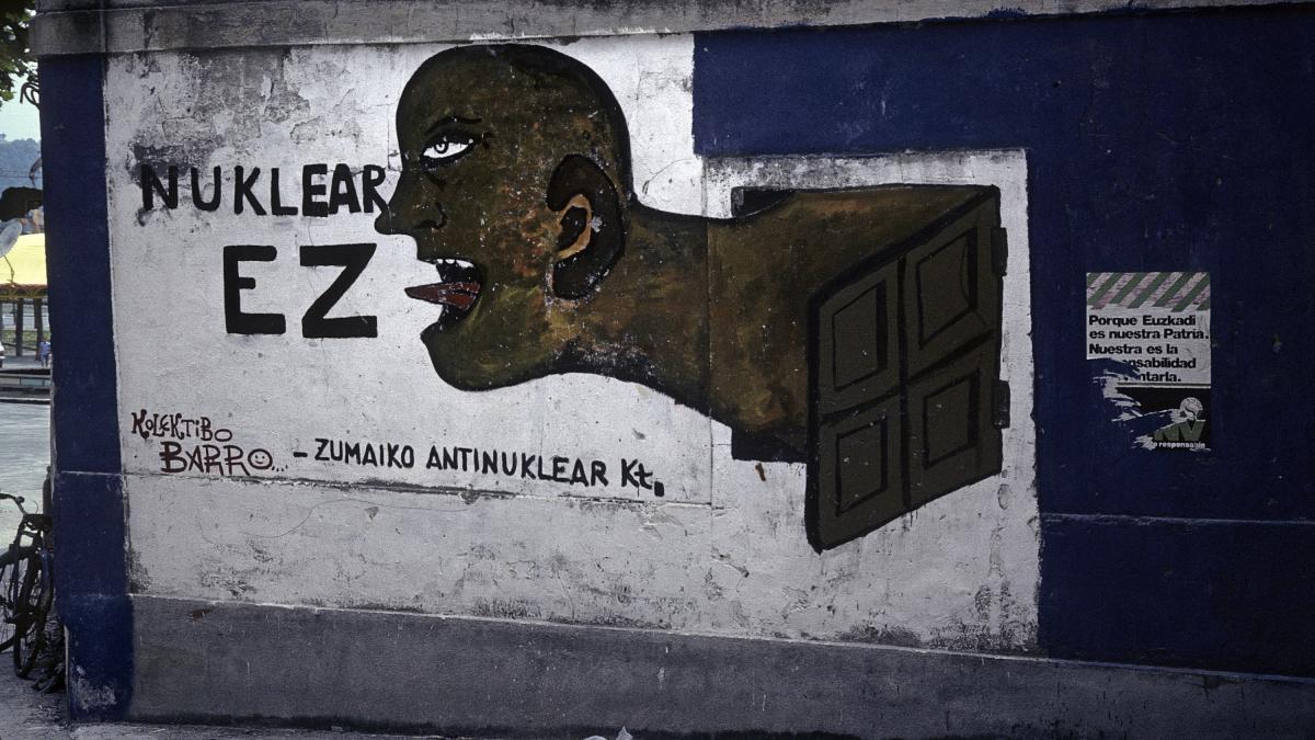 Mural en Urola Costa