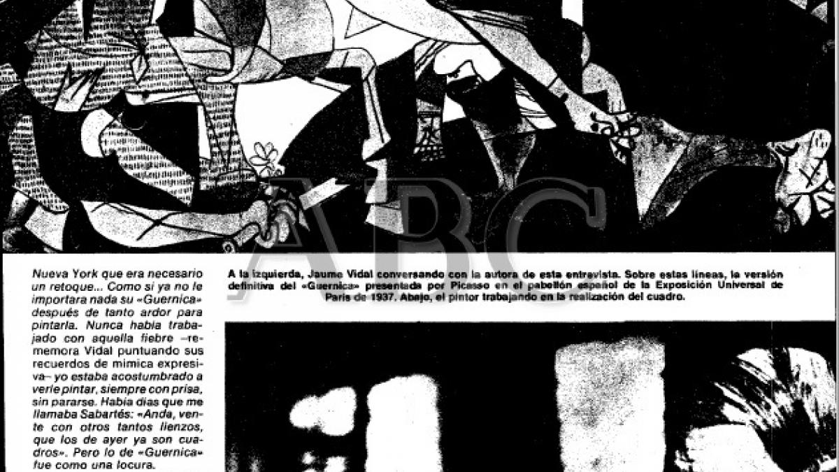 """""""Guernica"""" (Los domingos de ABC)"""
