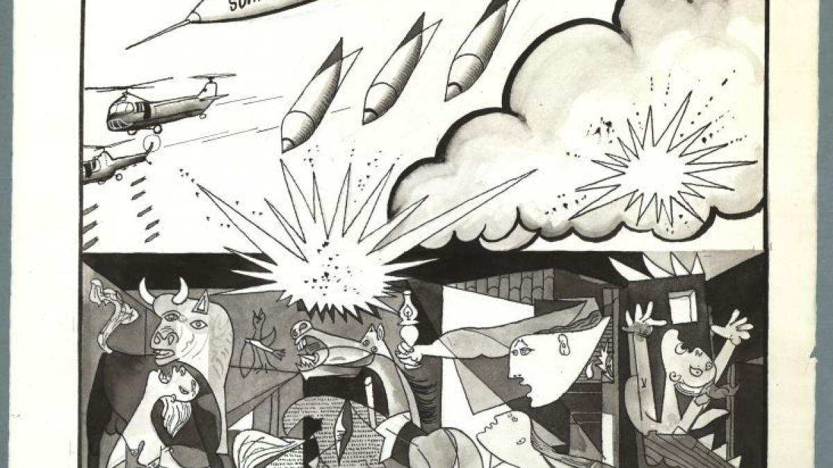 Guernica ragua