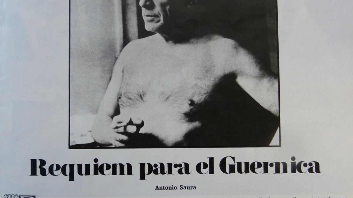 Réquiem para el Guernica, artículo aparecido en Mundo Obrero