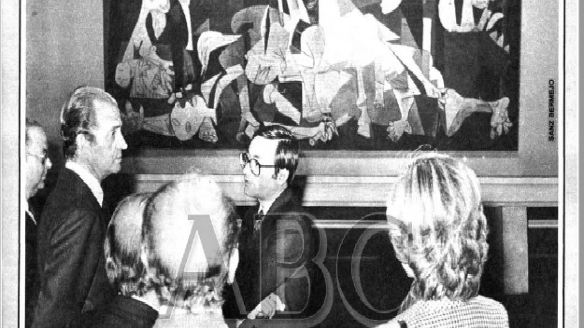 Los Reyes, ante el Guernica
