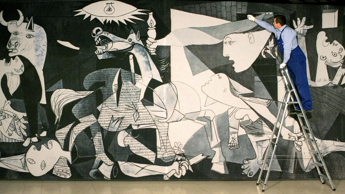 Copia de Guernica