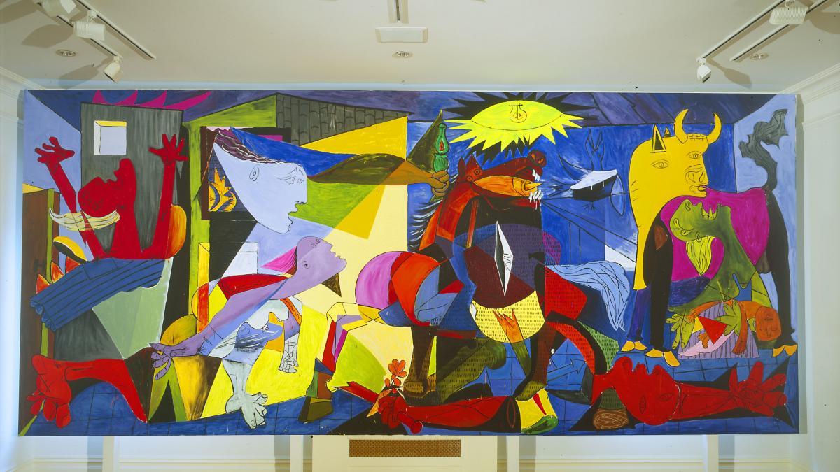 Guernica, 2002-03