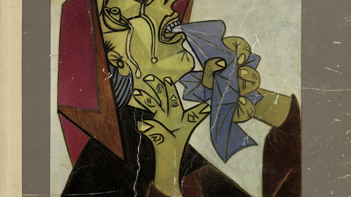 Catálogo de la exposición Guernica. Legado Picasso