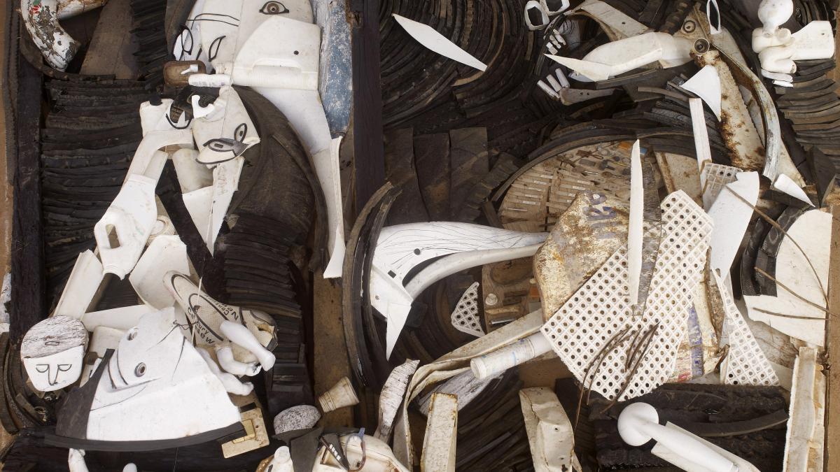 Guernica, de Bernard Pras