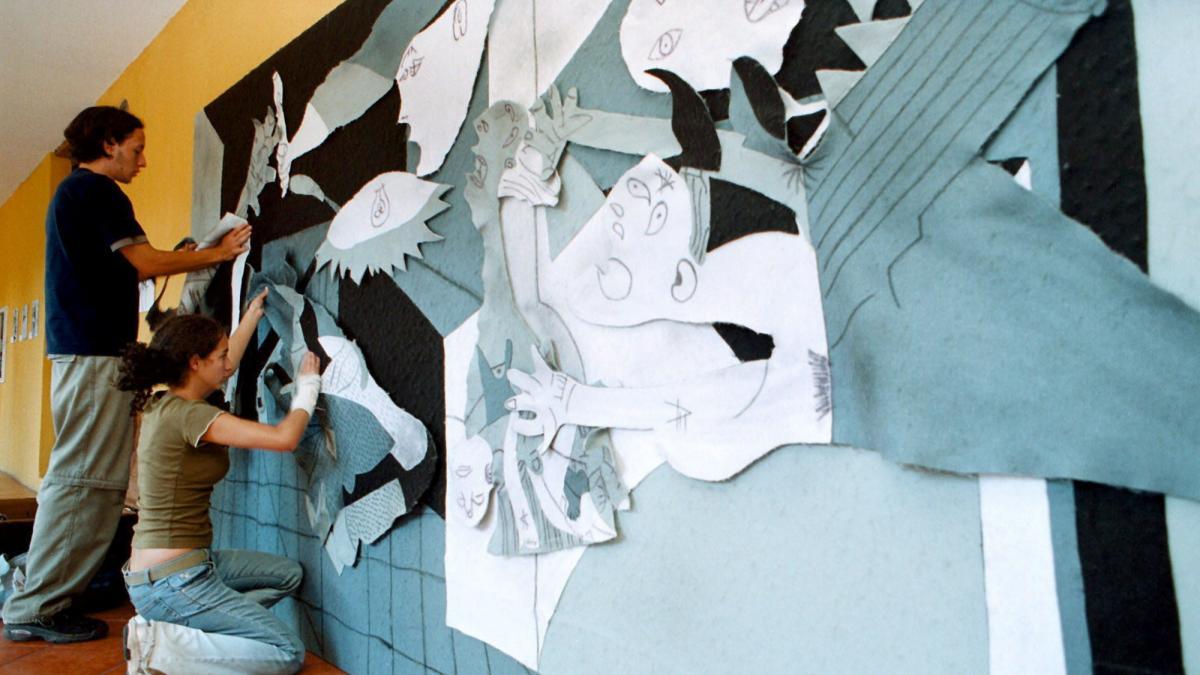 Muestra de Pablo Picasso en el Museo de la Ciudad