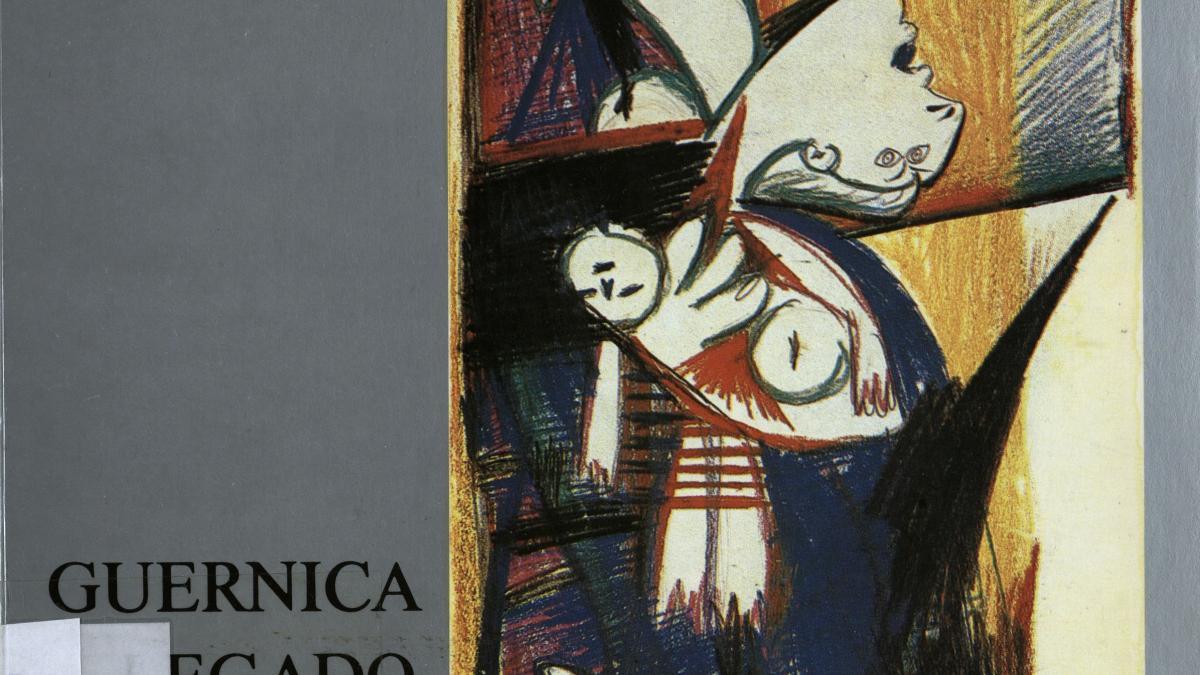 Catálogo de la exposición Guernica. Legado Picasso en Granada