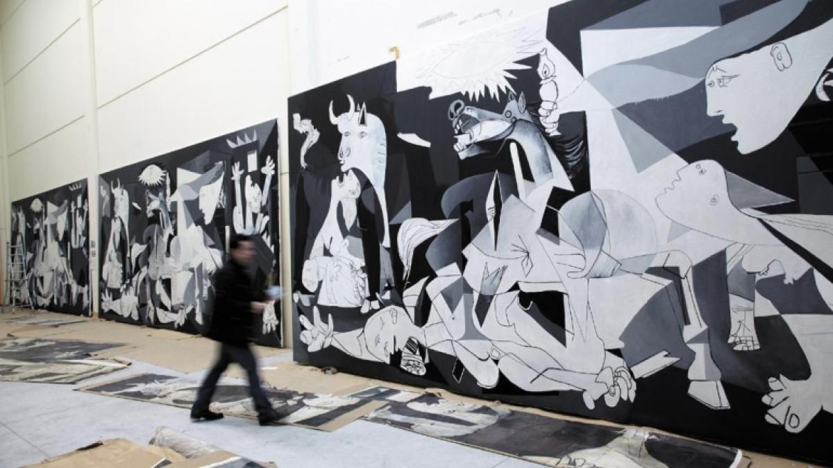 Time and urgency (Guernica)