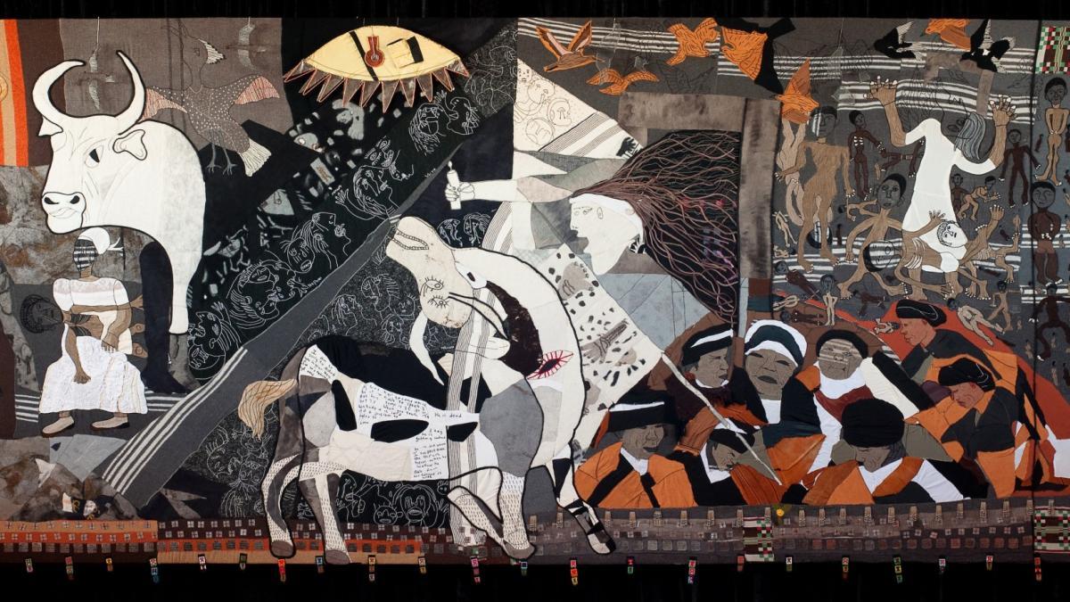 Keiskamma Guernica