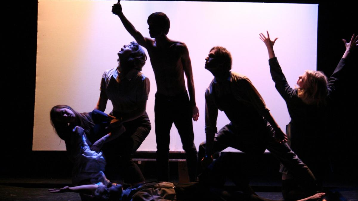 Guernica, a play. Nexfest, Edmonton