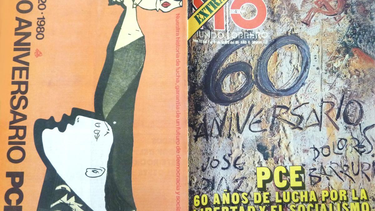 1920-1980. 60 Aniversario PCE