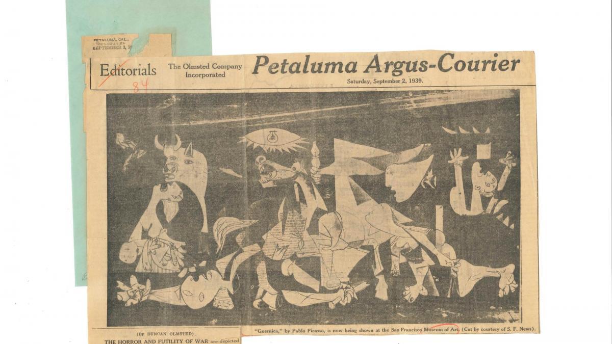Editorials, Petaluma Argus-Courier