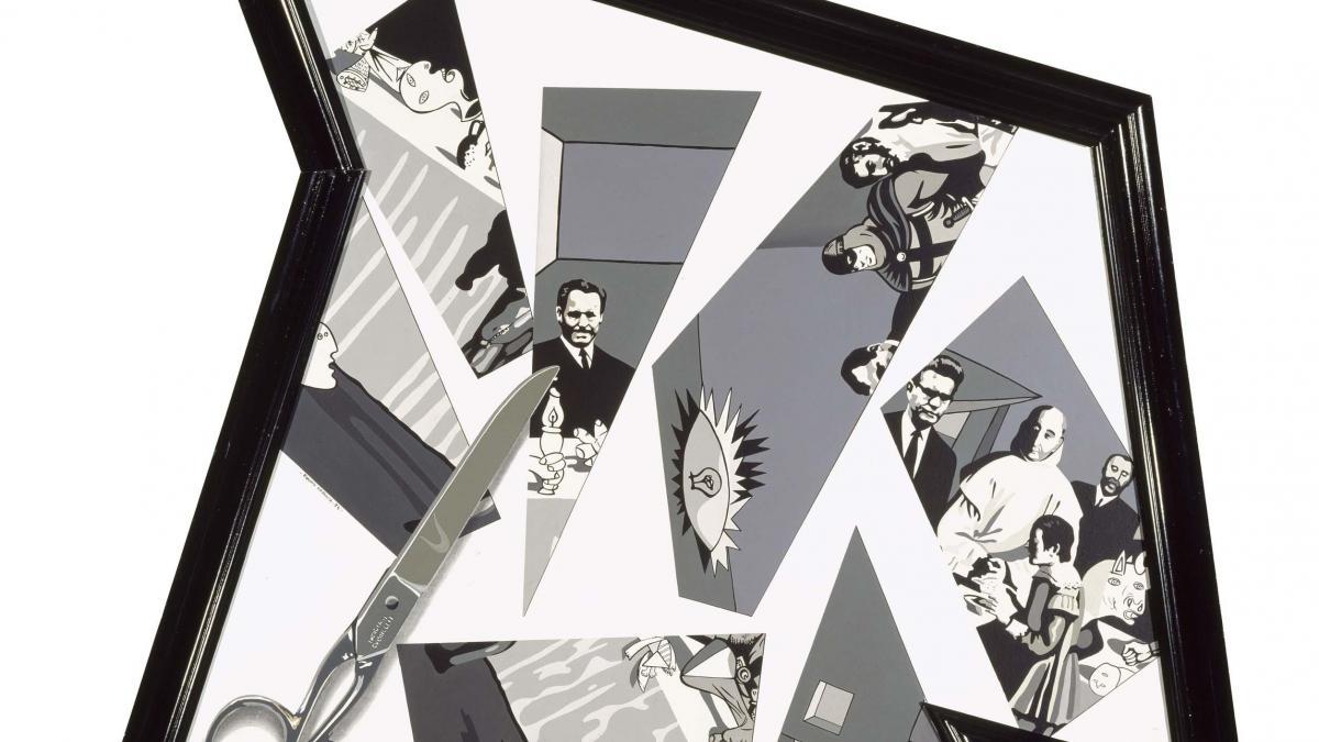 Guernica Cut Up