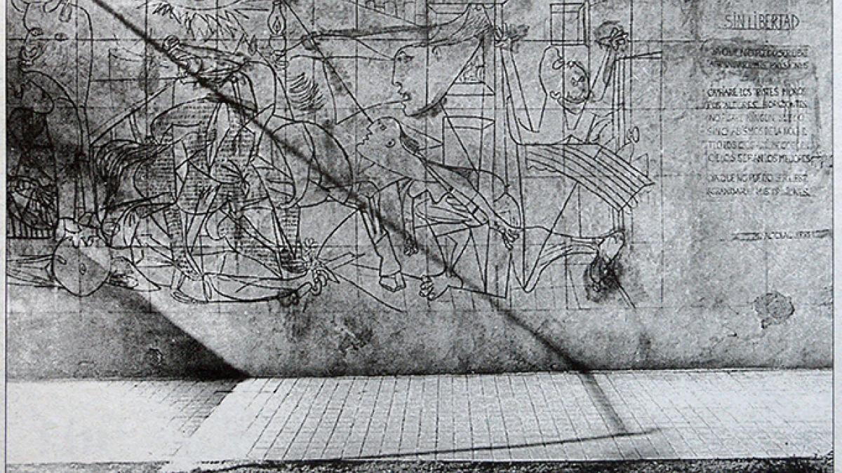 El Guernica de Barrionuevo y Vera