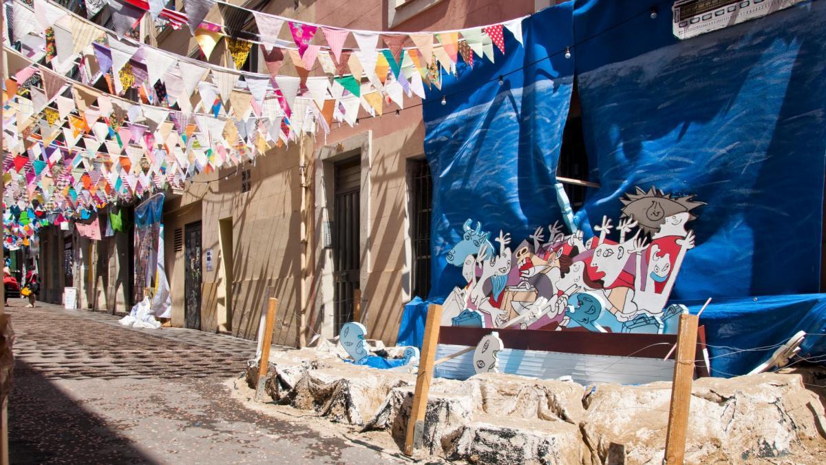Fiestas de Gracia (Festa Major de Gràcia)