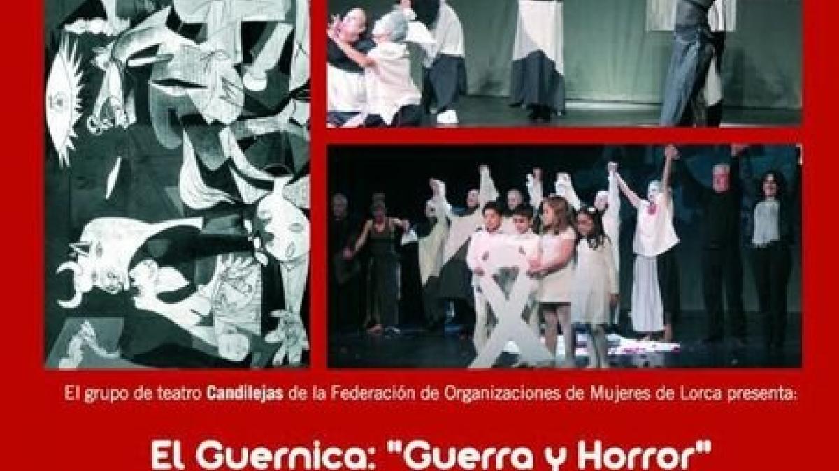 """El Guernica: """"Guerra y Horror"""". Violencia de Género: """"Guerra y horror"""""""